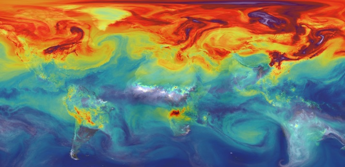 M15-162b-EarthAtmosphere-CarbonDioxide-FutureRoleInGlobalWarming-Simulation-20151109